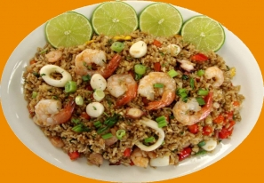 Seaffod Fried Rice